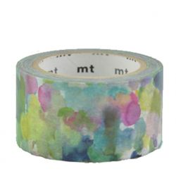 Masking tape - Bluebellgray - Aquarelle