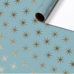 Papier cadeau Moon and stars - Adaria