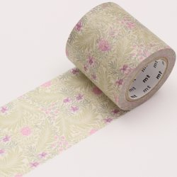 Masking tape - William Morris - Vert et lilas