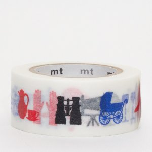 Masking tape - Silhouette 20th