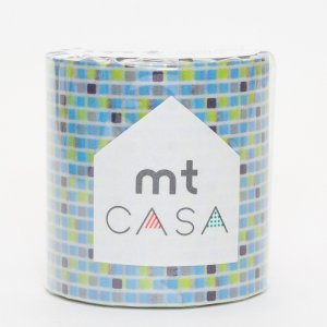 MT CASA -  Tile blue - Largeur 50mm