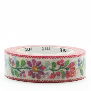 Masking tape / Broderie (embroidery)