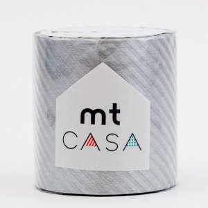 MT CASA -  Bandes argents (stripe silver) - Largeur 50mm