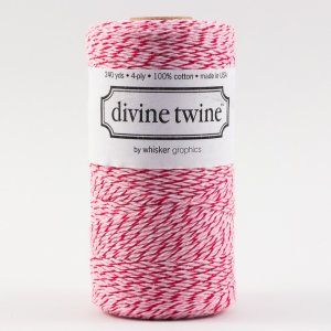Divine Bakers twine Candy - 220 m