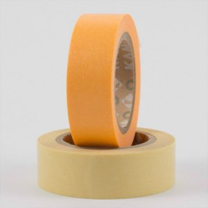 Duo masking tape - Orange et jaune
