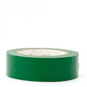 Masking tape / Racing green
