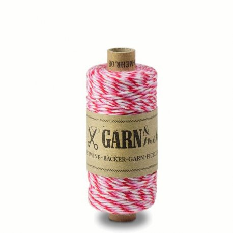 Bakers Twine - Candy - 45 mètres