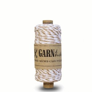 Bakers Twine - Ocre - 45 mètres