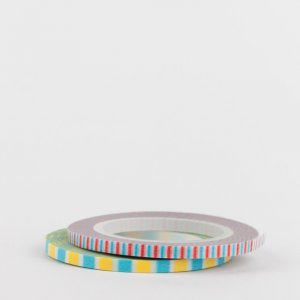 Masking tape / 2 slim 3mm / Deco D