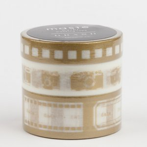 Masking tape masté – Camera or