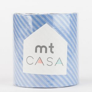 MT CASA -  Stripe light blue - Largeur 50mm