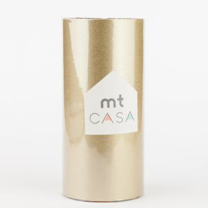 Masking tape MT CASA - Or (gold) - Largeur 100mm