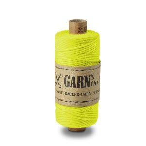 Bakers Twine - Shocking Jaune - 45 mètres