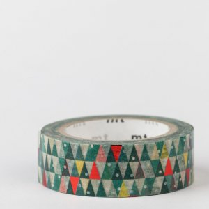 Masking tape / Noël graphique / pattern