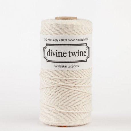 Bakers twine Naturel