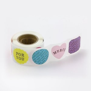 Roll Sticker - Message FOR YOU