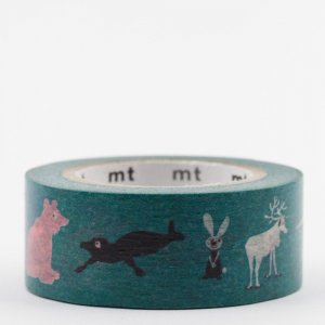 Masking tape - Animaux - Olle Eksell