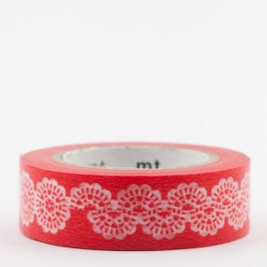 Masking tape - Dentelle ronde / lace circle