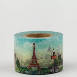 Washi Tape - Paris - Pocket Masté
