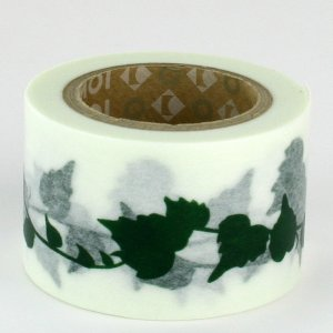Masking tape - mt - EX1P - leaf deep green