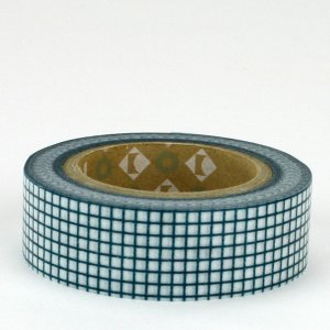 Masking tape - mt - Hougan blue