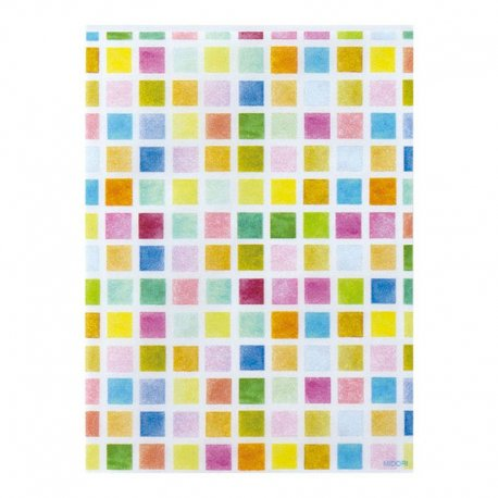 Sachet glassine - S - Mosaique - Par 10