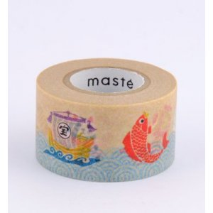 Masking Tape Masté - Lucky Japan