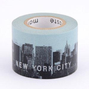 Masking Tape Masté - New York Building