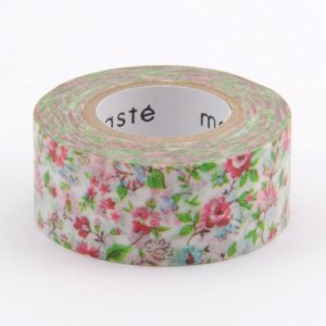 Masking tape - Liberty style blanc - Pocket Masté