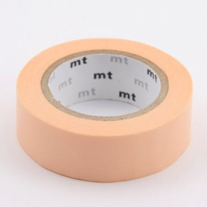 Masking tape / Pastel Orange