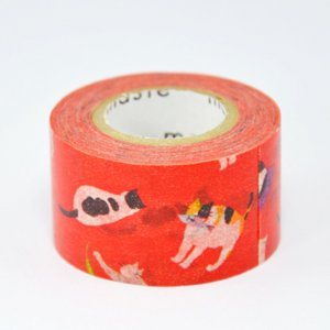 Masking tape – Cat japanese