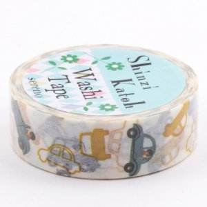 Washi Tape, SHINZI KATOH // Car