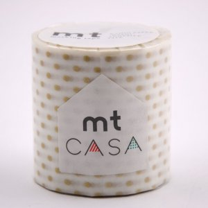 MT CASA -  Point or (dot S gold) - Largeur 50mm