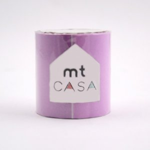 MT CASA -  Violet pastel (botan) - Largeur 50mm