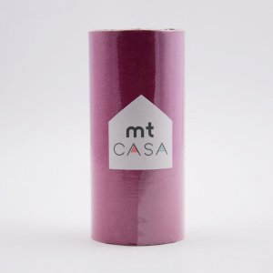 Masking tape MT CASA - Lie de vin - Largeur 100mm