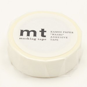 Masking Tape - Rayures blanches
