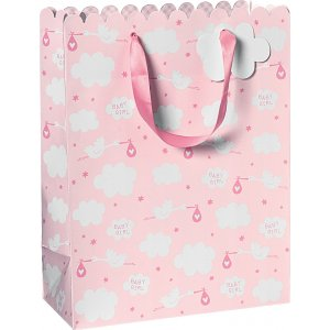 Sac cadeau - Baby Girl (grand format)