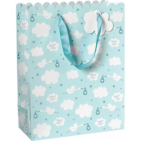 Sac cadeau - Baby Boy (grand format)