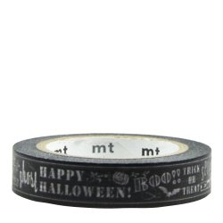 Masking tape - Happy Halloween