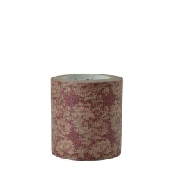 Masking tape - William Morris - Chrysanthème rouge