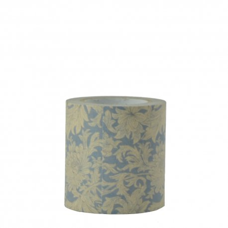 Masking tape - William Morris - Chrysanthème bleu