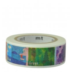 Masking tape kids - Couleurs