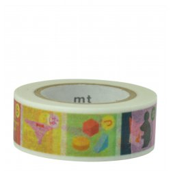 Masking tape kids - Shiritori