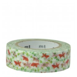 Masking tape - Poisson rouge (goldfish)