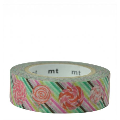 Masking tape - Sucettes kawaii