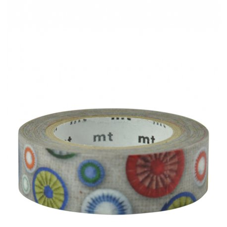 Masking tape - Boutons à coudre