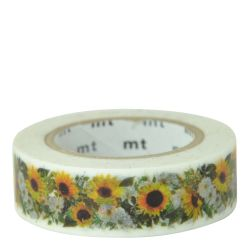 Masking tape - tournesols / sunflower