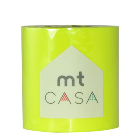 MT CASA Jaune fluo (shocking yellow) - Largeur 50mm