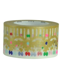 Masking tape - Crown gold - minä perhonen