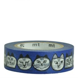 Masking Tape / Têtes de chat / LISA